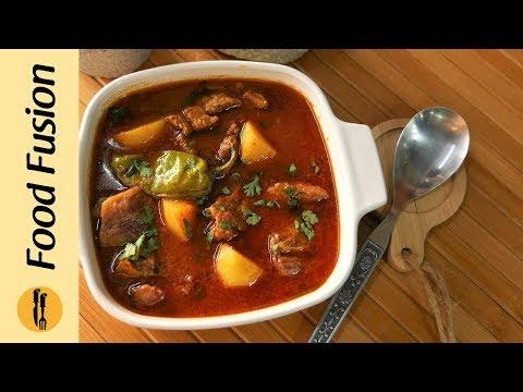 Aloo gosht (With Tamatar) recipe By Food Recipes