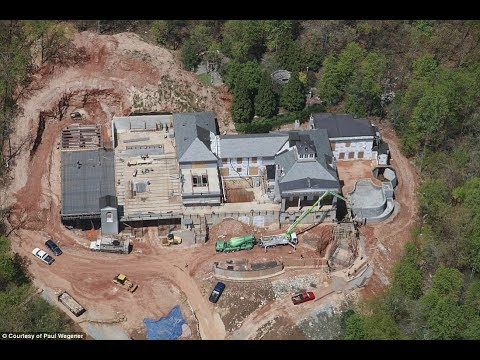 'The safest house in America': Inside the $14.7M Atlanta mansion with bulletproof doors