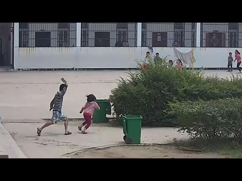 Eight Primary School Pupils Stabbed In China: Report