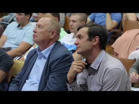 видео: Открытие образовательного курса