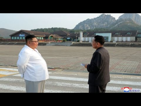 North Korea's Kim Jong Un orders removal of South Korean-funded buildings from Kumgang resort