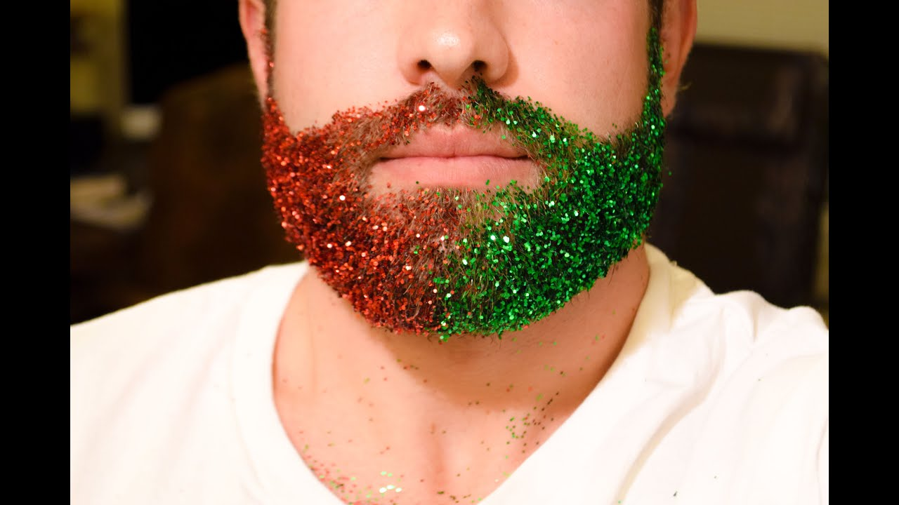 Glitter beard tutorial youtube solutioingenieria Gallery