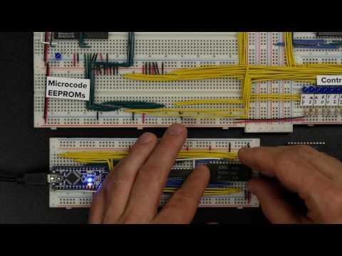 Adding more machine language instructions to the CPU