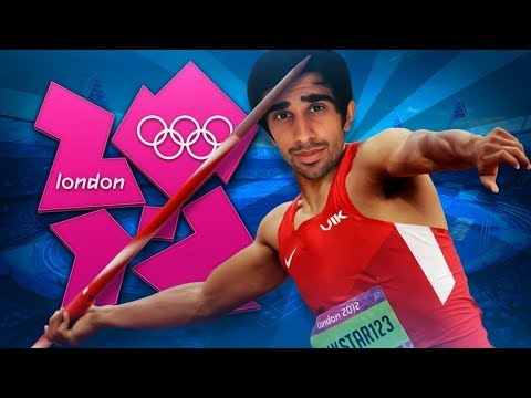 I GOT A WORLD RECORD! - London 2012 Olympics