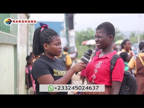 [Street Quiz] WHAT IS A DEWORMER? (Rak Ghana)