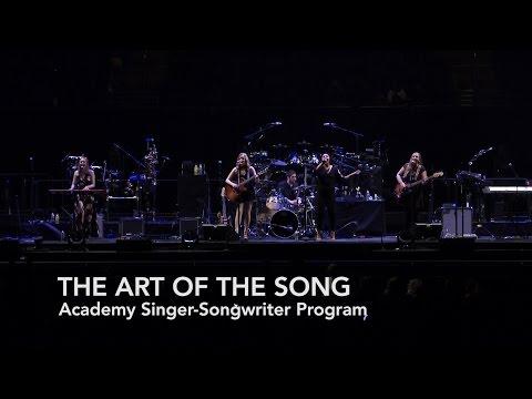 Interlochen Arts Academy Singer-Songwriter