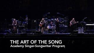 The Interlochen Arts Academy singer-songwriter program hones studen...