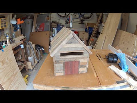 Rustic Letterbox (Wedding Gift)