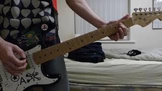 Green Day - 2000 Light Years Away guitar tutorial.