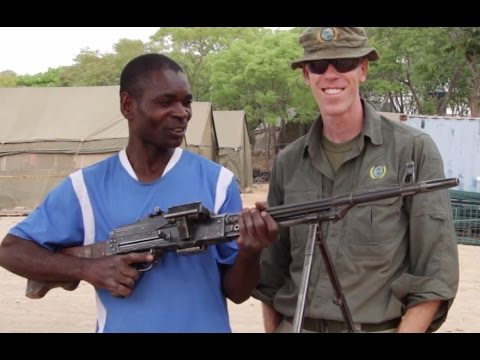 Armslist.com in Africa with PK Machine Gun