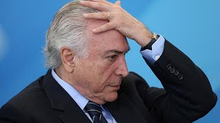 Temer looks to avoid Supreme Court corruption trial after congressional committee vote thumbnail