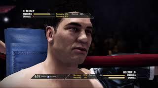 TOURNAMENT Fight 4 Evander Holyfield Vs Jack Dempsey FNC Heavyweight 16 Man Tournament. Round of 16
