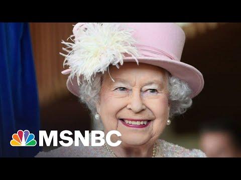 Queen Elizabeth II Back At Windsor After Hospital Stay