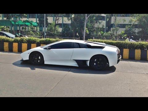 Supercars Loud Mumbai Parx Supercar Show