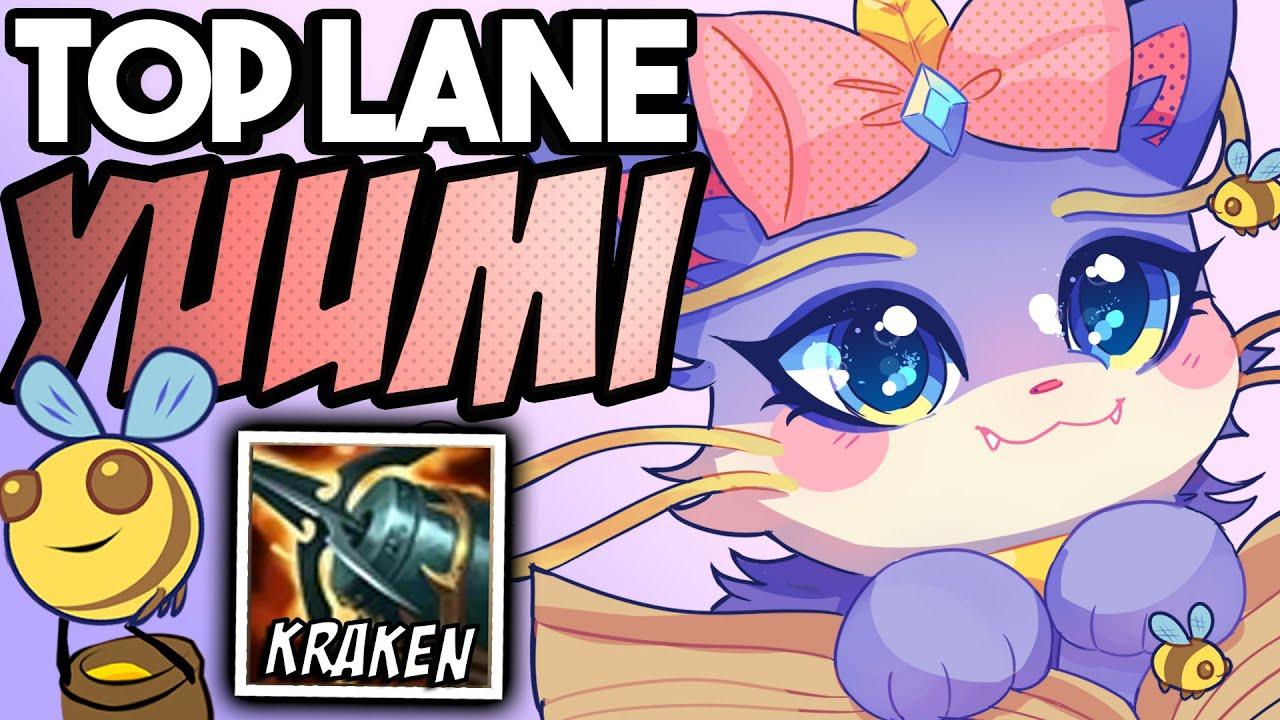 Kraken Yuumi TOP!!! 😳    Adventures of SpicyNoodle264 [Episode 58]