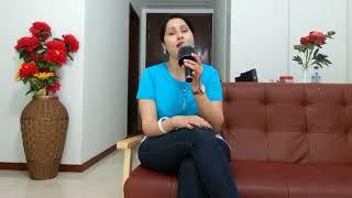 Saawan ke suhane mausam mein ik naar mili baadal jaisi unplugged (Pankaj Udhas) sung by Manju Bala