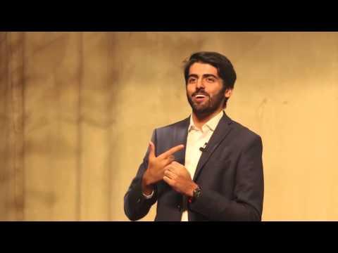 Taking the plunge | Saifullah Minhas | TEDxKinnaird