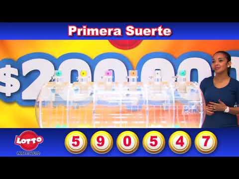 Sorteo Lotto 1962 17-MAY-18