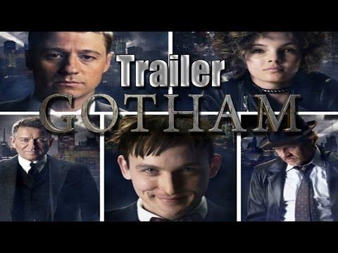 Gotham Fox TV Series Official Trailer #1