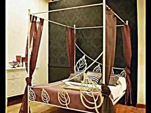 Camas con dosel decoracion de dormitorios con camas - Decoracion de camas ...