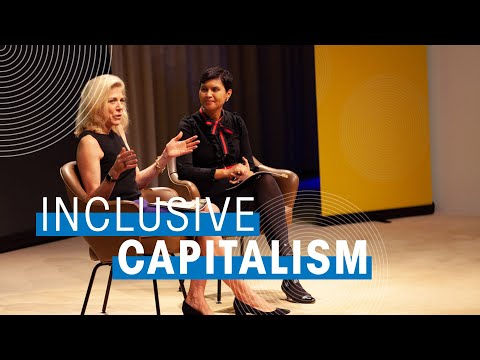 Can Capitalism Ever Really Be Inclusive? ft. Lynn Forester de Rothschild & Stephanie Mehta