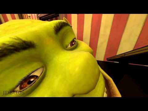 [SFM] Shrek- Layers Have Layers