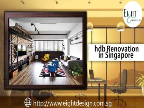 Eight Design is the best  Office Design Company in Singapore