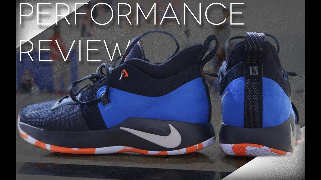 Nike PG 2 Performance Review - YouTube f05c95065