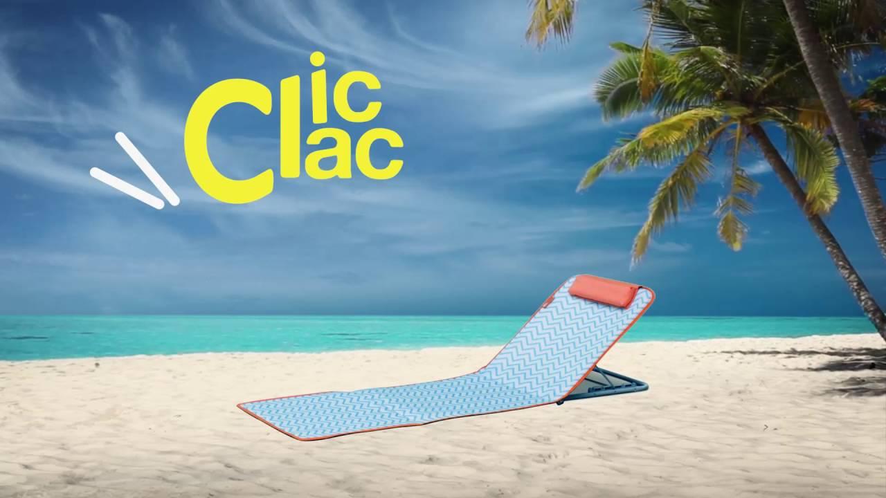 innovaxe pub clic clac des plages youtube. Black Bedroom Furniture Sets. Home Design Ideas