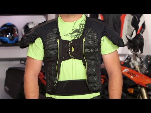 Alpinestars Tech-Air Airbag Vest System Review at RevZilla.com