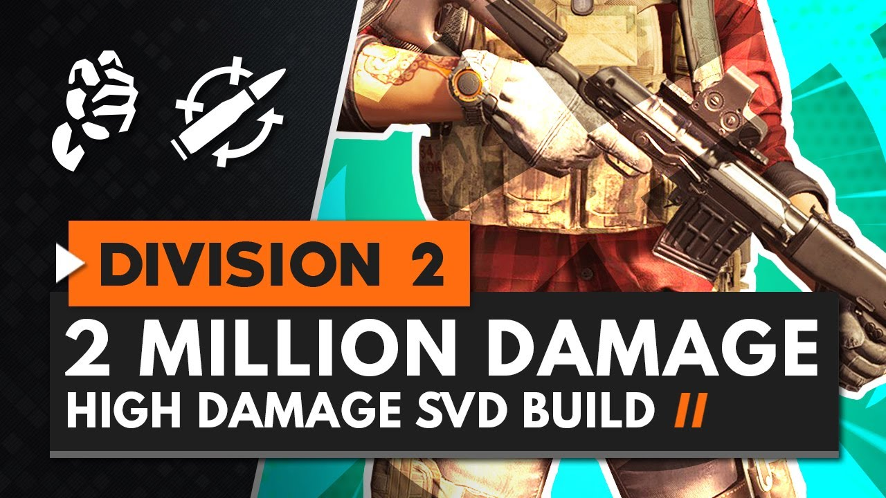 The Division 2 best builds - Get Raid ready with these top tier sets