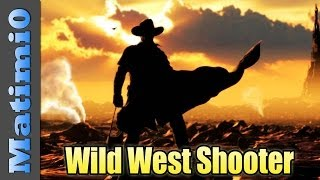 Wild West Skill Shooter - Fistful of Frags
