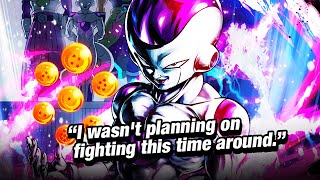 THE BEST NEW CHARACTER!? DBS BROLY FRIEZA CONTROLS ENTIRE GAMES!   Dragon Ball Legends