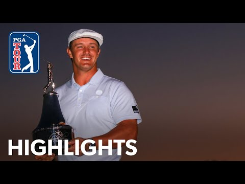 Bryson DeChambeau shoots 1-under 71 | Round 4 | Arnold Palmer Invitational | 2021