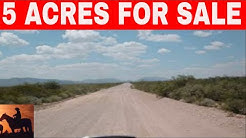 Owner Financed Land Texas 5 Acres For Sale