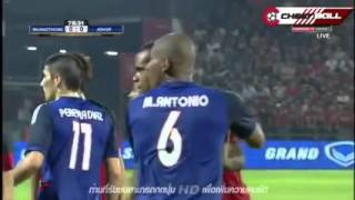 Rangkuman JDT vs Muangthong United ...