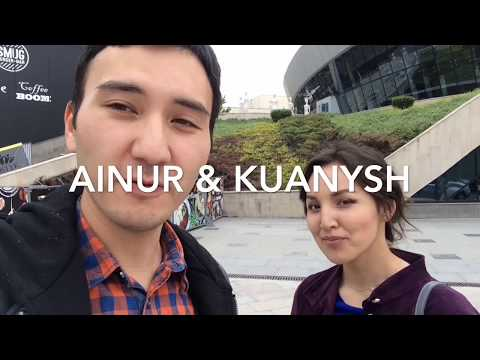 WOW air travel guide application - Welcome to Almaty