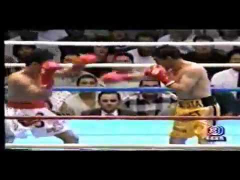 ฮุมเบอร์โต้ กอนซาเลซ vs. สมาน ส.จาตุรงค์ [15 กรกฎาคม 2538 ]