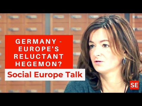 Germany - Europe's Reluctant Hegemon?