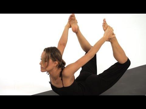 How to Do a Bow Pose (Dhanurasana) | Yoga