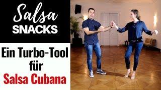 Ein Turbo-Tool für Salsa Cubana - Salsa Snack #33