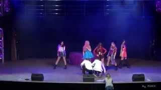 XARIMAU 2014 (26.04.2014) - 4MINUTE - Whatcha Doin' Today dance cover by GLB & Hedge Gang