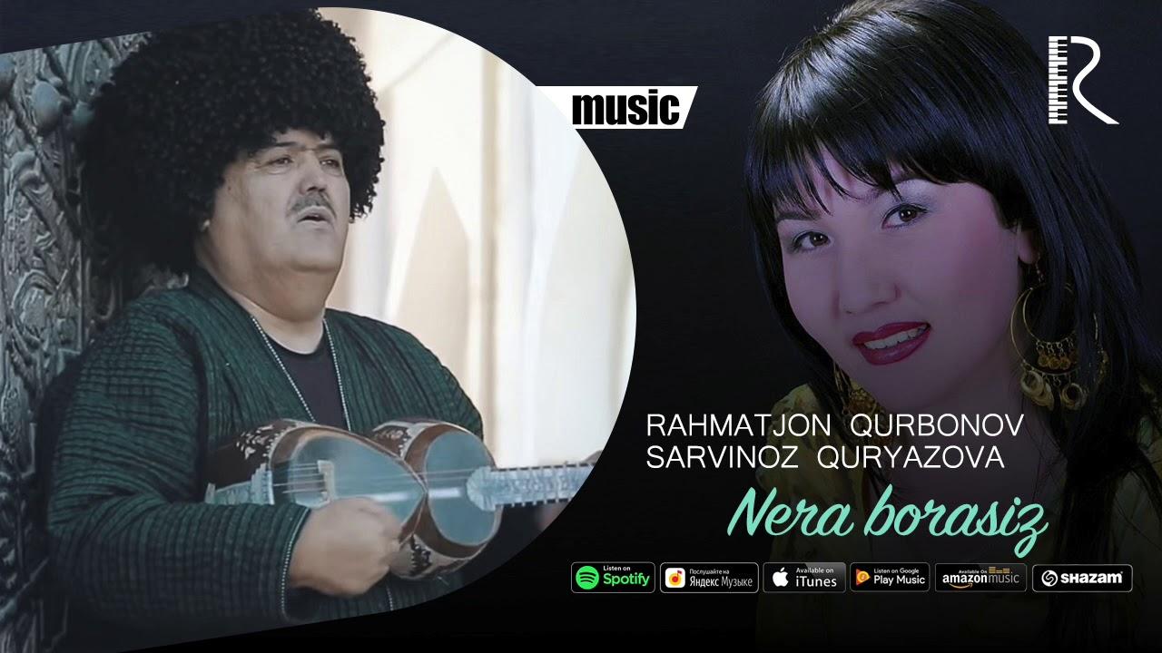 Rahmatjon Qurbonov va Sarvinoz Quryazova - Nera borasiz (music version) #UydaQoling