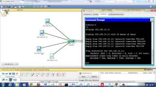 video 4 vlan tutorial 2 communication across vlans using a router multiple cables