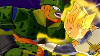 Dragon Ball Z Infinite World - Story Mode - I am Super Vegeta |Android Saga | (Part 8) 【HD】
