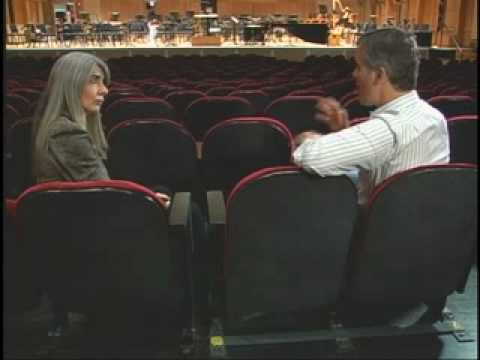 Evelyn Glennie interview for 207 on WCSH, Portland April 2010