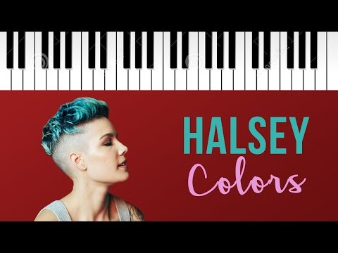 Halsey | Colors | Piano Cover