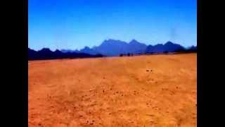 Египет. пустыня.мираж. (Egypt. desert. mirage.)