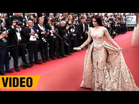 Sonam Kapoor Wears Most EXPENSIVE Diamond Jewels At Cannes 2