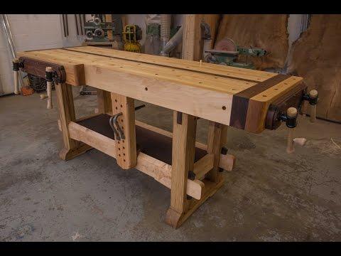 Woodworking, The Samurai Workbench